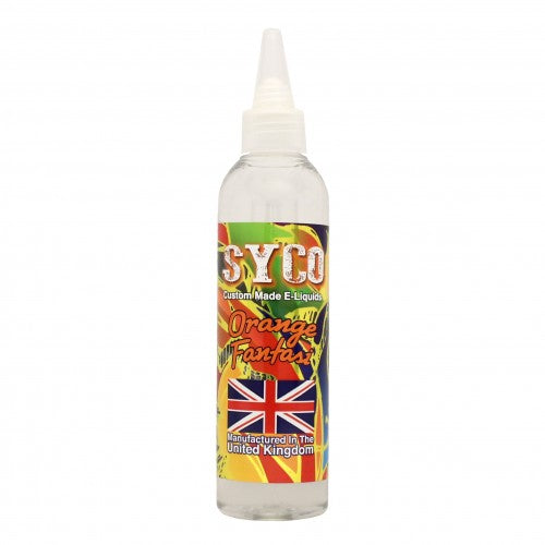 Orange Fantasi Flavour 100ml SYCO E-Liquids
