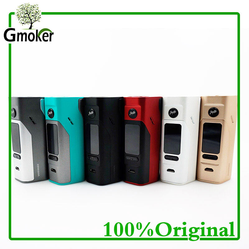 Original Wismec Reuleaux RX2/3 TC 150W/200W Box Mod Upgradeable