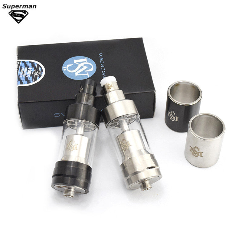 Mini v3 with airflow control rebuildable big vapor tank