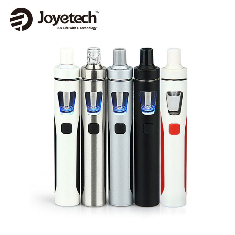 Original Joyetech eGo AIO Kit Quick Starter Kit 1500mAh Battery 2ml Capacity All-in-One  E-Cigarette Vaporizer ego aio Vape Pen