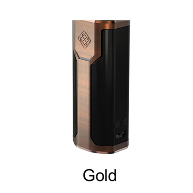 Original 80W WISMEC SINUOUS P80 TC MOD 80W/50A Mod Match Elabo Mini Atomizer 510 Thread E-cigarette Mod Powered By 18650 Battery