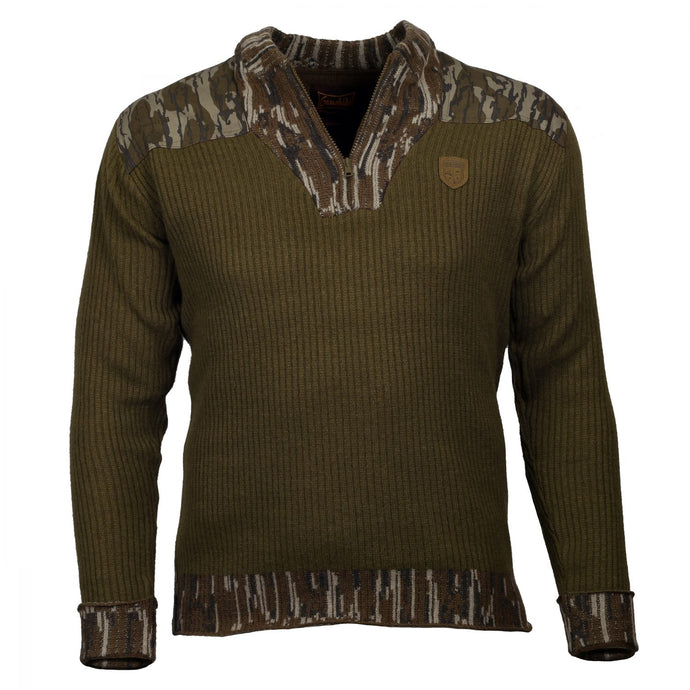 Woodsman Merino Wool Sweater