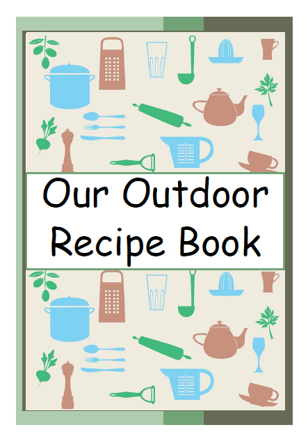 Outdoor Recipe Book