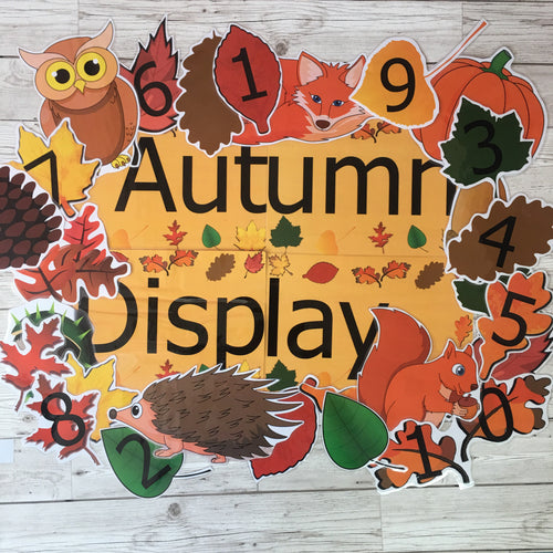 Early Years, EYFS , Ofstead, Development, Improvemment, Nursery, Childminder , Autumn, Leaf, Animals , Leaves , Display