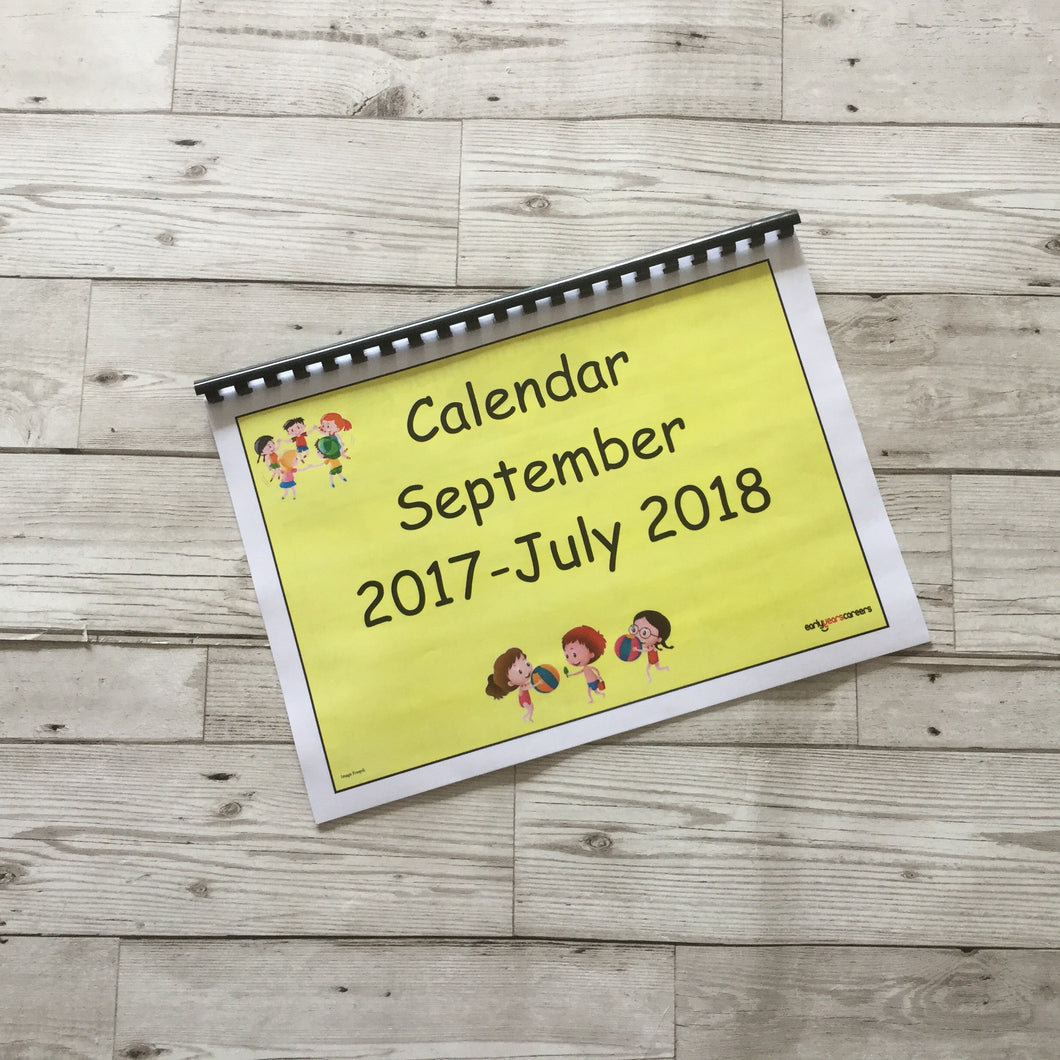 Planning Calender