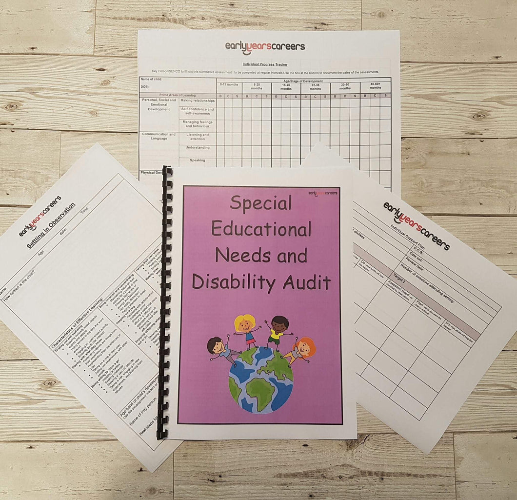 Special Educational Needs and Disability Audit