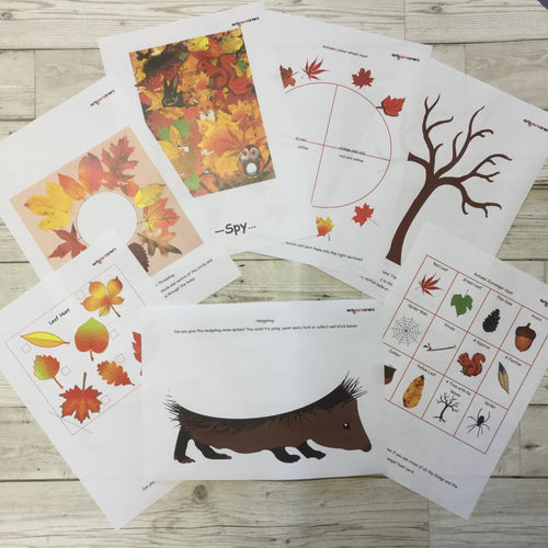 Autumn Activity Pack