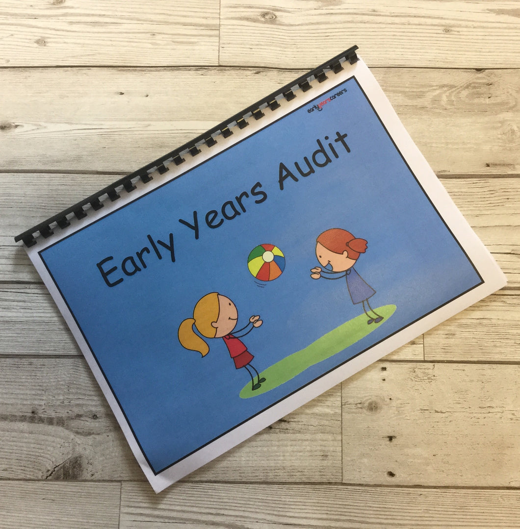 Early Years Audit