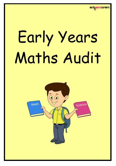 Early Years Maths Audit