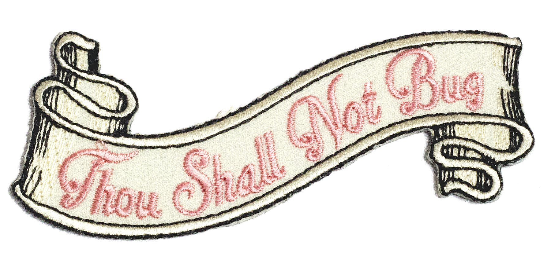 Thou Shall Not Bug Patch