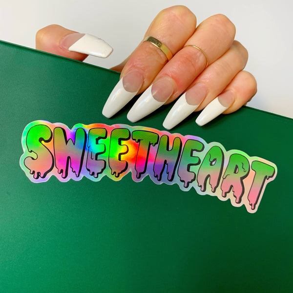Sweetheart Sticker