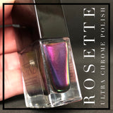 Rosette - Multichrome Cyan/Blue/ Purple/Copper Color Shifting Nail Polish - SHINE Nail Polish
