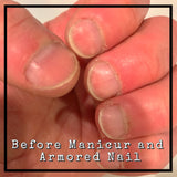 Men's Armored Nail Polish - SHINE Nail Polish