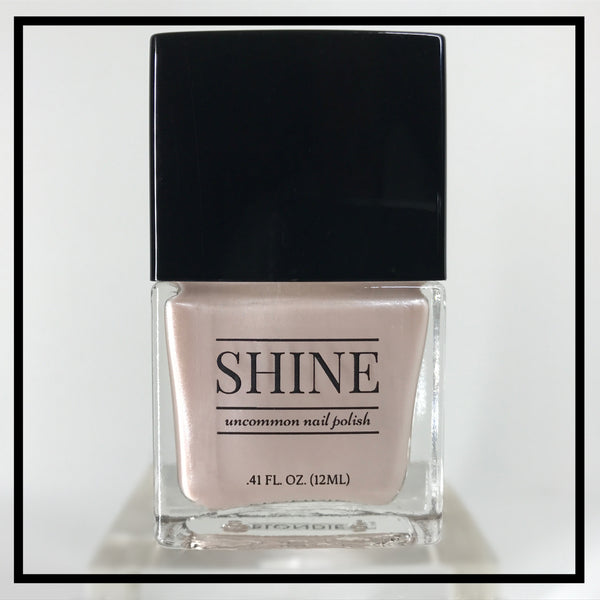 BLONDIE - Champagne Holographic Color Shifting Nail Polish - SHINE Nail Polish