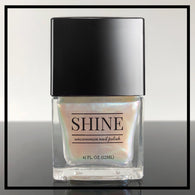 Divine - Glistening Ultramarine ColorShifting Nail Polish Top Coat. - SHINE Nail Polish