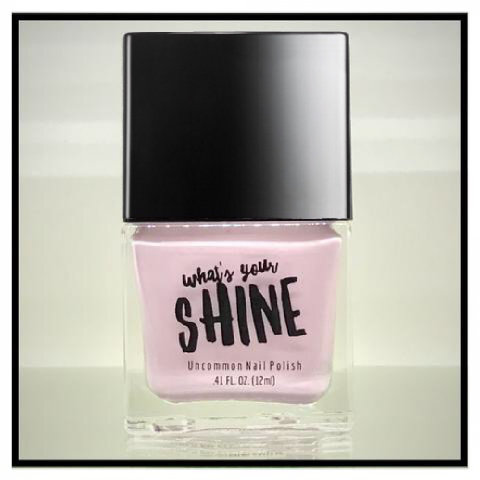 Daddy's Little Princess Soft Pink Pastel Creme Nail Polish - SHINE Nail Polish