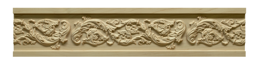 Flowing Garden Frieze