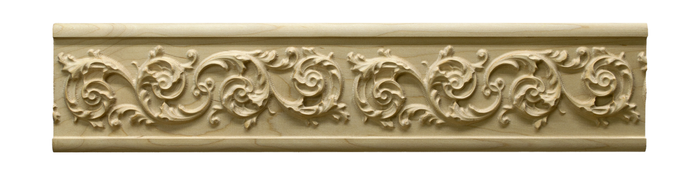 Versaille Scroll Frieze