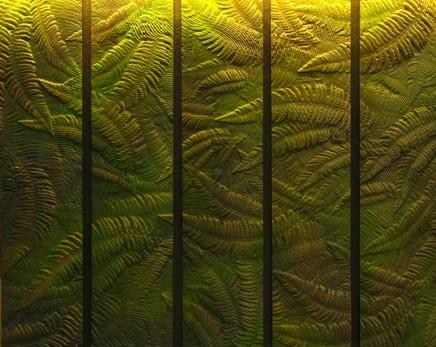 "Sculpted Panel ""Fernlight"""