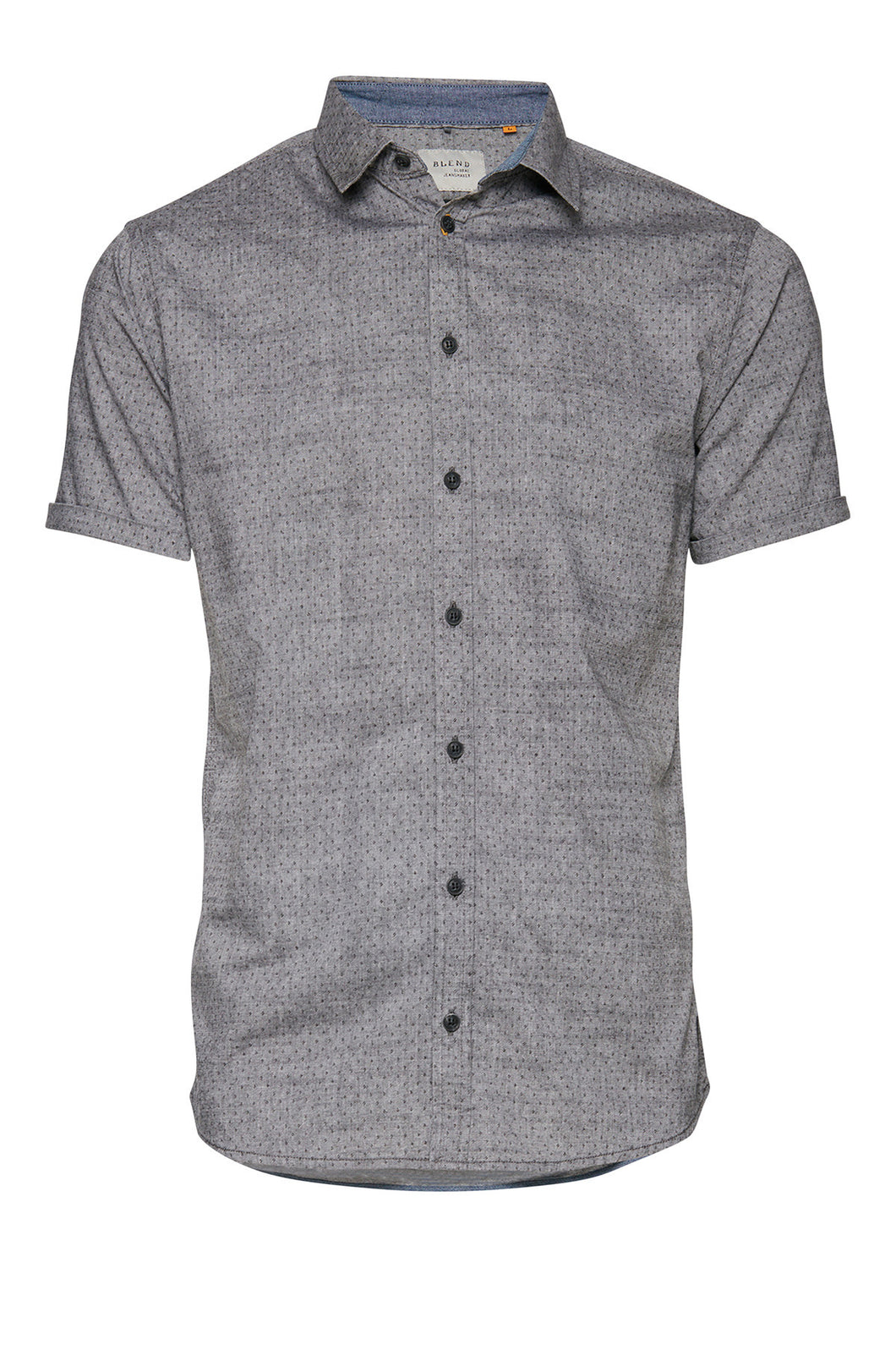 BLEND - Shirt Sleeved DashGrey
