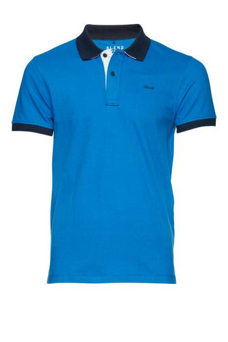 BLEND - Polo Sleeved EyeBlu