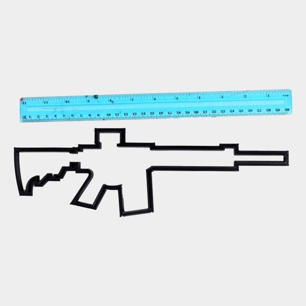 AR15 Large Cookie Cutter - By ThingHero