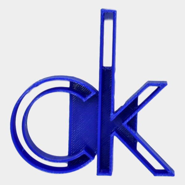 Calvin Klein Cookie Cutter - By ThingHero