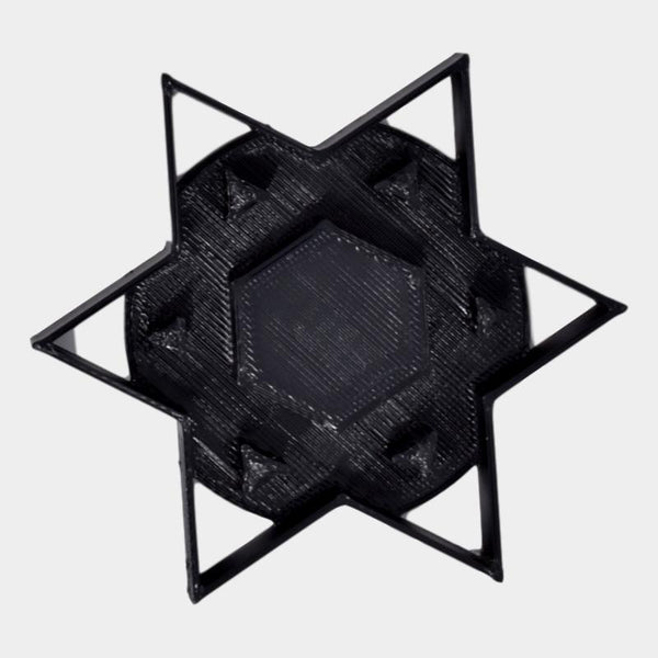 Star of David Cookie Cutter - By ThingHero