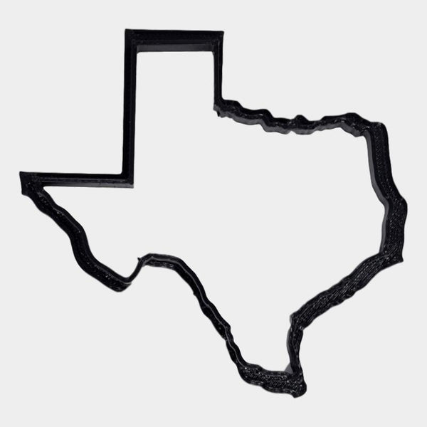 Texas Cookie Cutter - By ThingHero