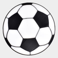 "10"" Soccer Ball Wall Decor - By ThingHero"