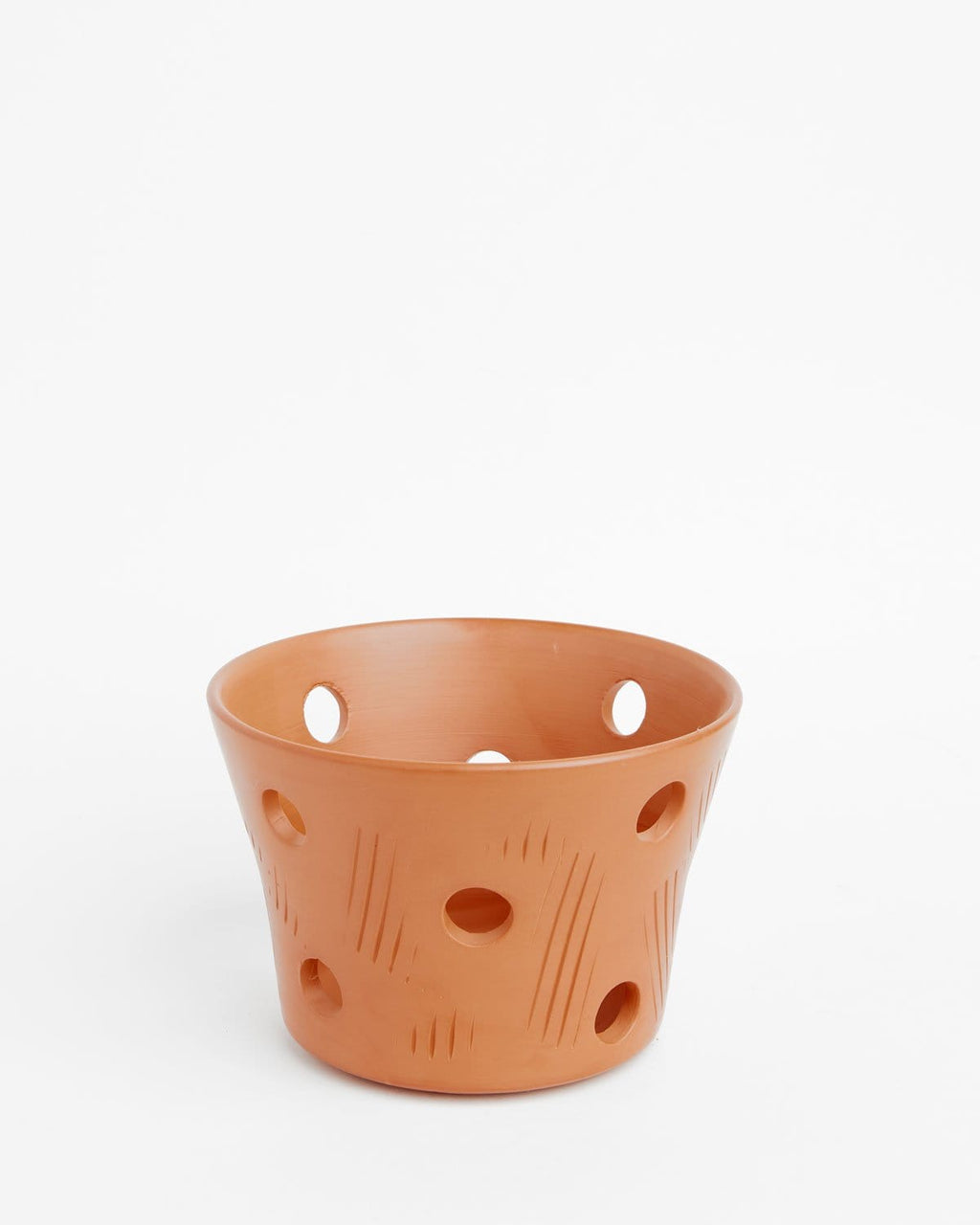 Cassia: Soft-as-Silk Orchid Pot With Holes
