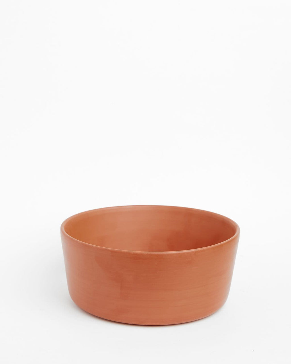 "Wren: Soft-as-Silk Terracotta Pot 3""H x 6.5""D"