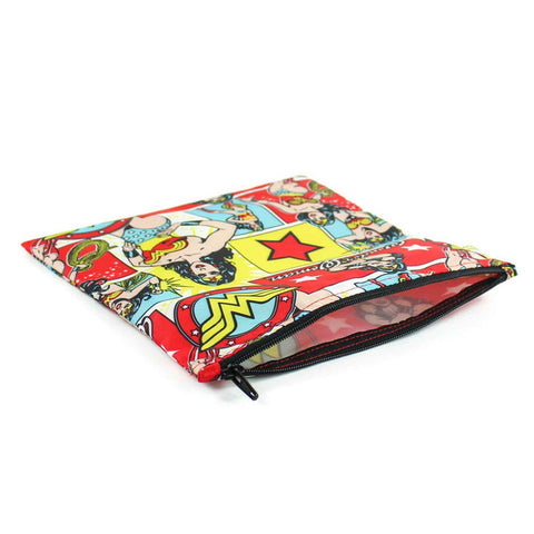 Large Snack Bags- Wonder Woman