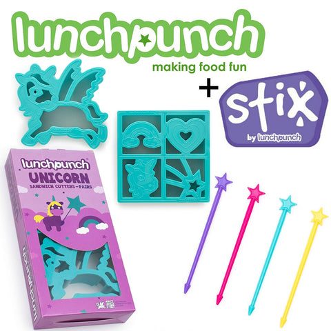 Lunch  Punch- Unicorn and Stix Value Pack