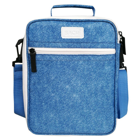 Sachi Insulated Lunch Tote- Denim