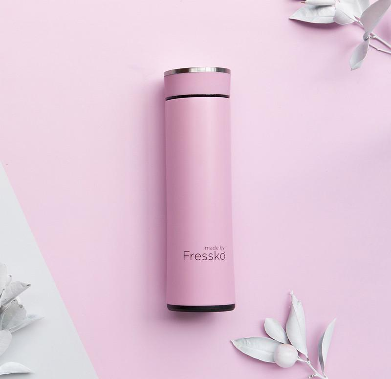 Made By Fressko Flask- Blush- 360ml