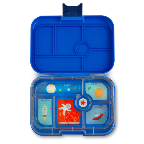 Yumbox Original- Neptune Blue (6 compartment)
