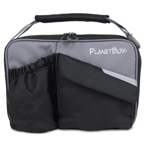 Planetbox Carry Bag- Black Pearl