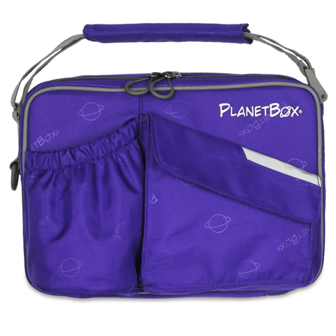 Planetbox Carry Bag- Power Purple