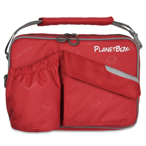 Planetbox Carry Bag- Rocket Red