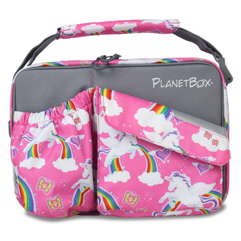 Planetbox Carry Bag- Rainbow