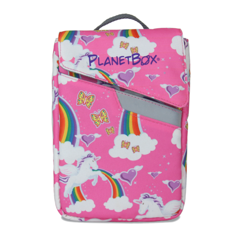 Planetbox Shuttle Carry Bag- Rainbows