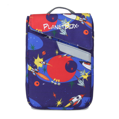 Planetbox Shuttle Carry Bag- Rockets