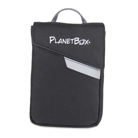 Planetbox Shuttle Carry Bag- Black