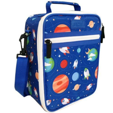 Sachi Insulated Lunch Tote- Outer Space