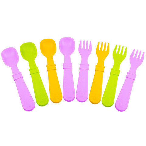 Replay Fork and Spoon Set (13x color options)