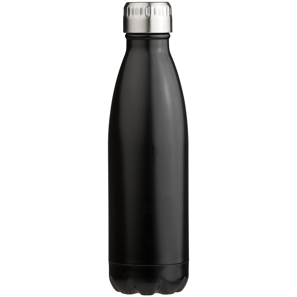 Oasis Insulated Drink Bottle-500ml- Matte Black