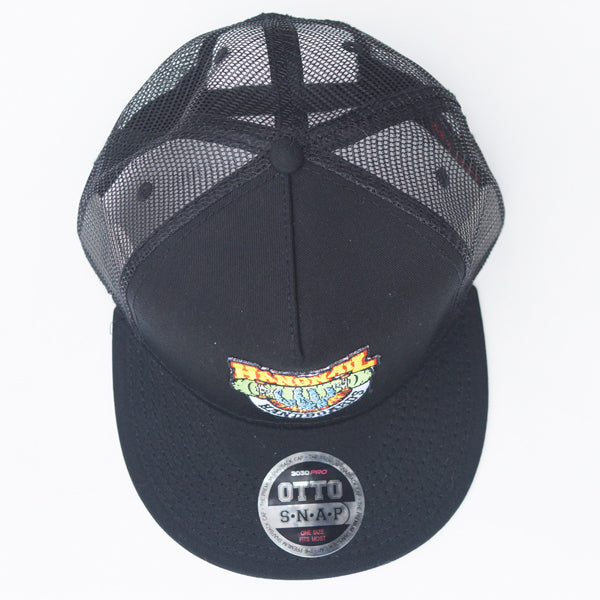 Hangnail Handboards Snap Back Hat