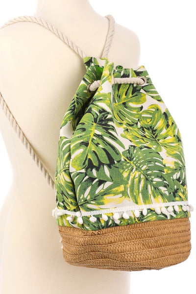 Shady Palm Backpack