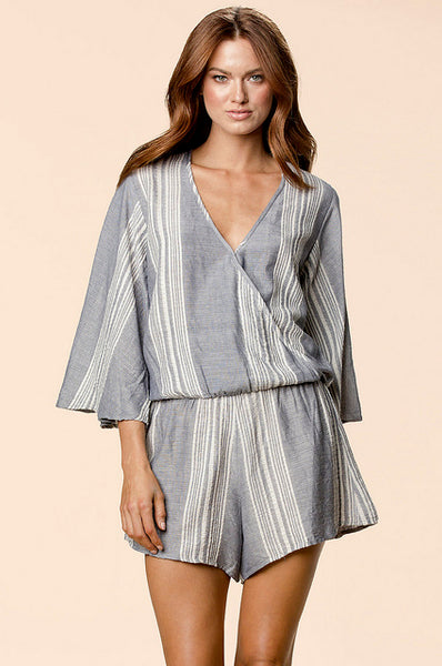 Palm Cove Romper